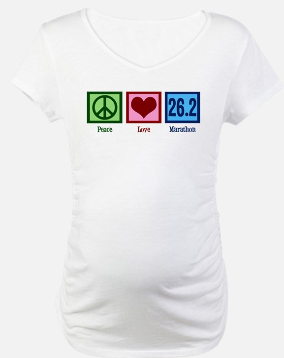 Peace Love 26.2 Shirt