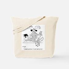 Congratulations, It's A Boy & His Dog Tote Bag