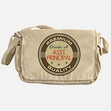 Assistant Principal vintage Messenger Bag