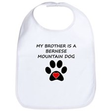 Bernese Mountain Dog Brother Bib