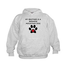 Bernese Mountain Dog Brother Hoodie