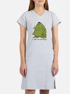 Morning Ogre Women's Nightshirt