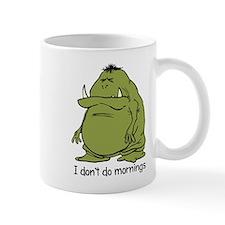Morning Ogre Mugs