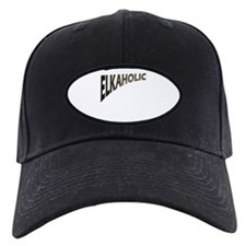 Elkaholic Baseball Hat