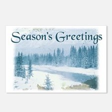 Happy Winter Solstice Postcards (Package of 8)