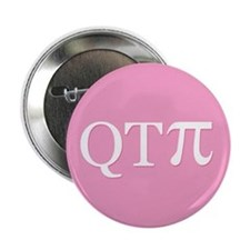 "Cutie Pi 2.25"" Button (10 pack)"