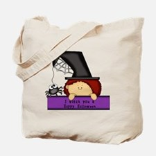 I Witch You A Happy Halloween Tote Bag