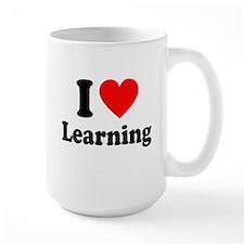 I Love Learning Mugs