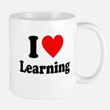 I Love Learning Mugs