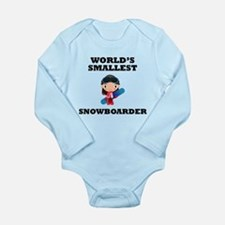 Worlds Smallest Snowboarder Body Suit