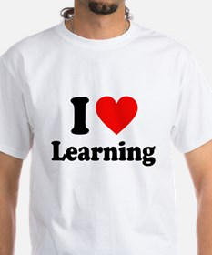 I Love Learning T-Shirt