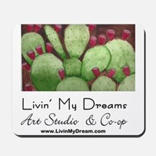 Prickly Pear Mousepad