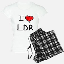 i love LDR  Pajamas