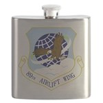 89th AW Flask