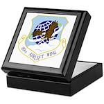 89th AW Keepsake Box