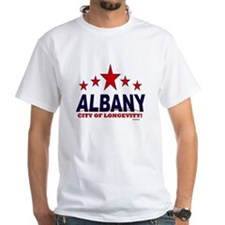 Albany City of Longevity Shirt