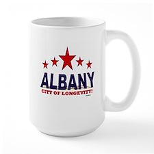 Albany City of Longevity Mug