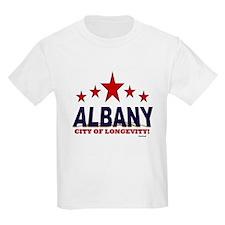Albany City of Longevity T-Shirt