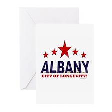 Albany City of Longevity Greeting Cards (Pk of 10)