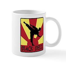 Black Belt Mugs