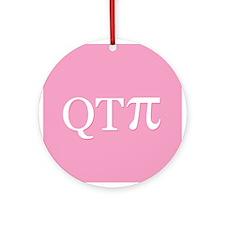 Cutie Pi Ornament (Round)