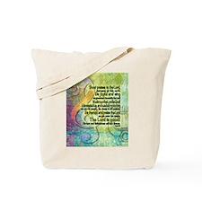 Seek Joyl and Sing Tote Bag