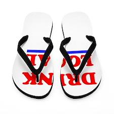 Drink Local Flip Flops