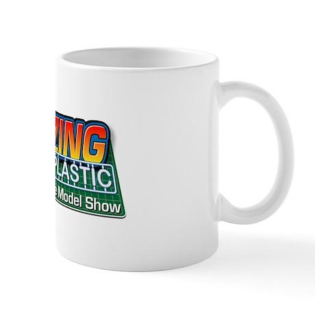 Amazing Plastic Logo Mugs