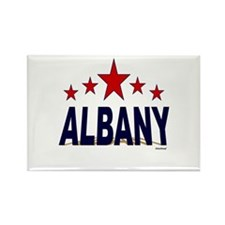Albany Rectangle Magnet