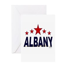 Albany Greeting Card