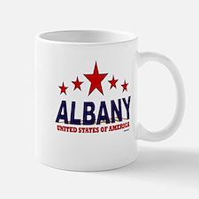 Albany U.S.A. Mug