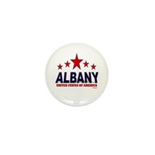 Albany U.S.A. Mini Button (10 pack)