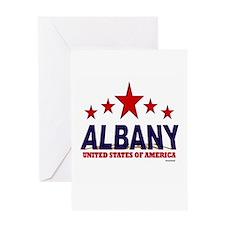 Albany U.S.A. Greeting Card