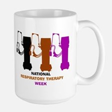 NATIONAL RESPIRATORY THERAPY MONTH Mugs