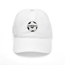 Personalized Name Soccer Ball Baseball Baseball Cap