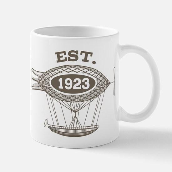 Vintage Birthday Est 1923 Mug