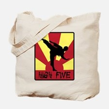 High Five Tote Bag