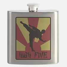 High Five Flask