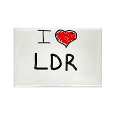i love LDR Magnets