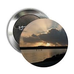 "Sunrise in Tasmania 2.25"" Button (100 pack)"