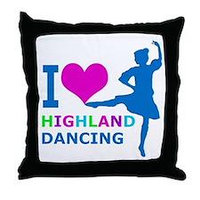 I LOVE highland dancing pink blue green purple Thr