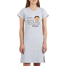 Long Duck Dong Women's Nightshirt