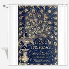 Pride and Prejudice, Peacock, Vintage Poster Showe