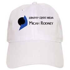 Identity Crisis Media my shirt Baseball Cap