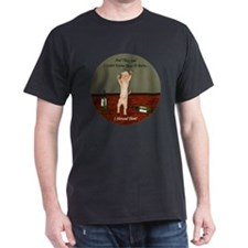 Funny Orange Party Cat T-Shirt