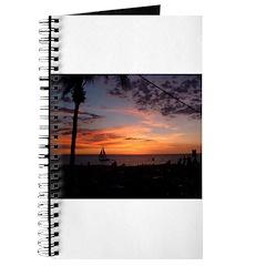 Dawin Sunset Journal