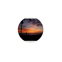 Dawin Sunset Mini Button (10 pack)