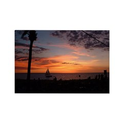 Dawin Sunset Rectangle Magnet