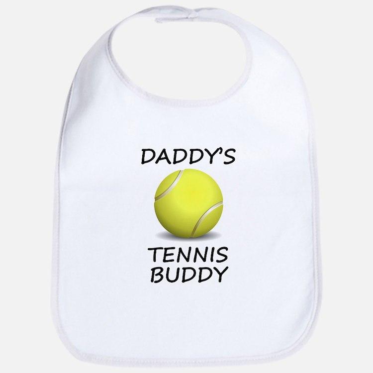 Daddys Tennis Buddy Bib