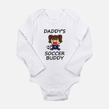Daddys Soccer Buddy Body Suit
